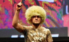 Нурмагомедов сместил Макгрегора врейтинге UFC