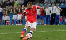 Футболку Игнашевича счемпионата мира вРоссии продали за$27тысяч