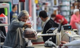 Инфляция в России ускорилась после ослабления рубля