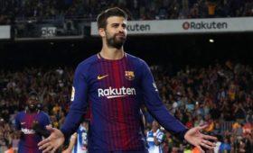 Защитник «Барселоны» Пике хочет купить футбольный клуб