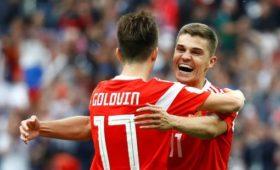Хавбек сборной России назвал лучших футболистов чемпионата мира