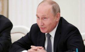 Владимир Путин поприветствовал участников конгресса AIBA