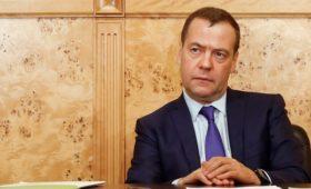 Медведев назвал действия США угрозой мировой торговой системе