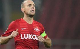 Глушаков: играть в«Спартаке» было мечтой сдетства
