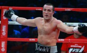 Лебедев заявил, чтозавершит карьеру после боясУсиком
