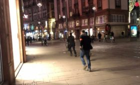 В центре Страсбурга произошла стрельба