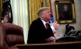 Трамп заявил о значительном прогрессе в торговом споре с Китаем