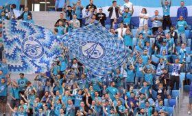 «Зенит» перед матчем Лиги Европы обратился кболельщикам