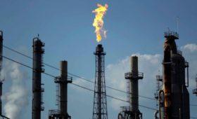 Нефть Brent упала в цене за день почти на 6%