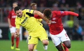 Трейманис рассудит «Вильярреал» и«Спартак» вматче Лиги Европы