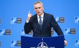 Генсек НАТО раскритиковал Косово за несвоевременное желание создать армию