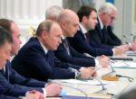 О чем Путин говорил с бизнесменами под Новый год