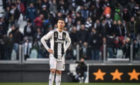 Дубль Роналду принес победу «Ювентусу» вматче против «Сампдории»
