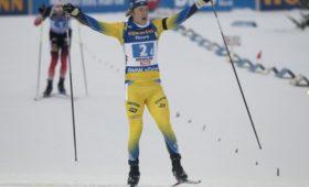 Биатлонист Самуэльссон получил отглавы WADA ответ навопрос одопинге вроссийском спорте