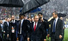 Путин назвал два главных события в России в 2018 году