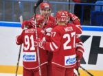 «Витязь» одержал шестую победу подряд вКХЛ