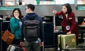 Bloomberg узнал о совете сотрудникам госкорпораций Китая не ездить в США