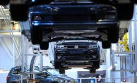Volkswagen и Ford создали альянс для производства вэнов и пикапов