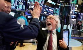 Фондовый рынок в США показал максимальный с 2009 года дневной рост