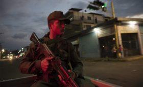 Армия Венесуэлы заявила о поддержке Мадуро