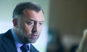Дерипаска перестал быть владельцем компании «Главстрой»