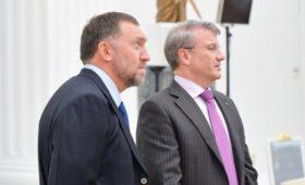 Дерипаска и Греф представят российский бизнес на форуме в Давосе