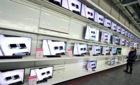 ЦБ зафиксировал рост продаж телевизоров в преддверии повышения НДС