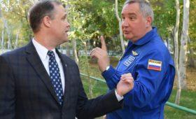 Глава NASA объяснил отмену приглашения Рогозина