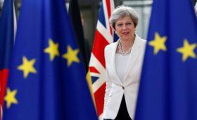 Тереза Мэй назвала три принципа пересмотра соглашения по Brexit