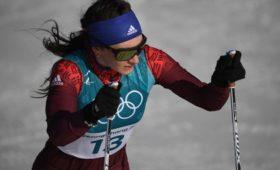 Российская лыжница выиграла историческую длястраны медаль
