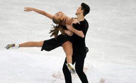Танцоры нальду Степанова иБукин выиграли серебро наЧЕ