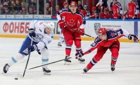 «Барыс» впервые с2012 года обыграл ЦСКА навыезде вчемпионате КХЛ