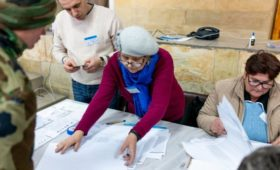 В Молдавии обнародовали предварительные итоги парламентских выборов