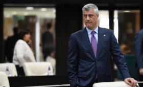 Президент Косово заявил о готовности отдать Сербии часть территории