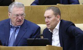 Луговой пошел на конфликт с Жириновским из-за законопроекта о Рунете