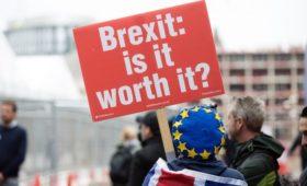 СМИ узнали о тайном обсуждении отсрочки Brexit в британском правительстве