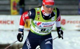 Лыжница Непряева стала третьей наэтапе Кубка мира вИталии