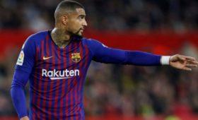 Домфутболиста «Барселоны» Боатенга обокрали вовремя матча с«Вальядолидом»