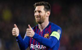 «Барселона» может провести матч сроссийским топ-клубом