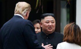 «Иногда стоит просто уйти»: почему провалился саммит Трампа и Ким Чен Ына
