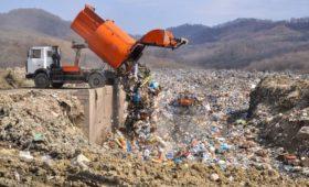 В Краснодарском крае предупредили о риске мусорного коллапса на курортах