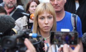 Оппозиционер Мария Баронова перешла на работу в RT