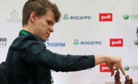 Россиянин Артемьев стал чемпионом Европы пошахматам