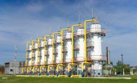 Украина предложила Евросоюзу треть своих газовых хранилищ