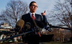 Глава Минфина США исключил выгоду для детей Дерипаски от снятия санкций