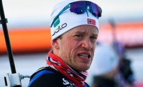 Норвежский биатлонист «опозорился», проиграв украинцу
