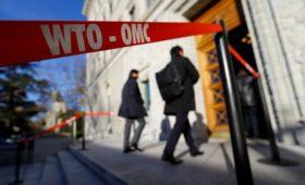 Россия решила созвать арбитраж по спору с ЕС в ВТО