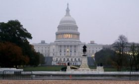 Палата представителей приняла пакет законопроектов против Путина и России