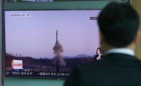 СМИ заметили признаки подготовки КНДР к запуску ракеты
