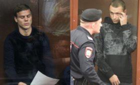 Мамаев иКокорин ознакомились сматериалами уголовного дела